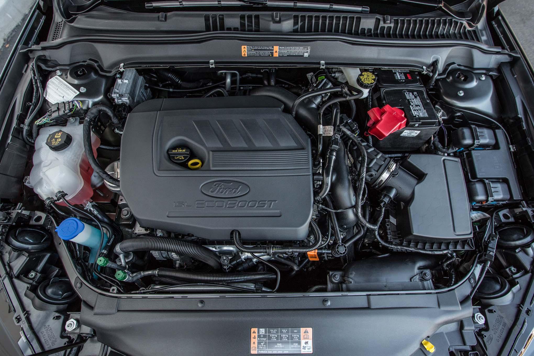 2017 Ford Fusion 15L Ecoboost | EcoboostForum
