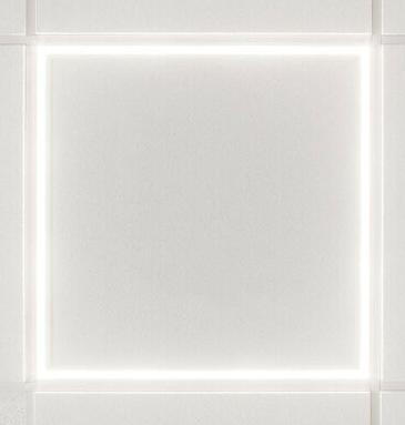 ECOinfinity LED edge panel lighting 600x600mm