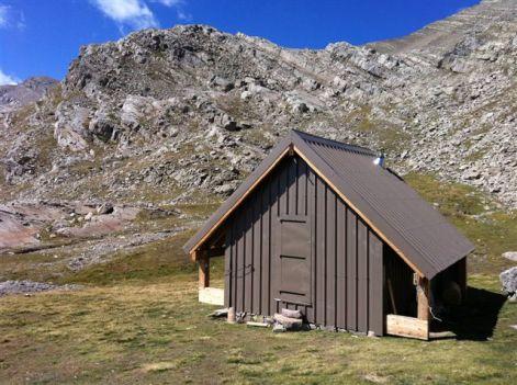 Cabane de Bergers à Prads Haute Bléone