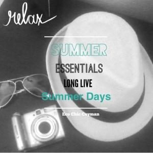 summer essentials1