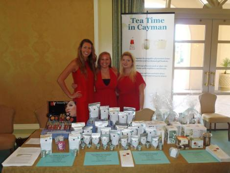 Tea Time in Cayman