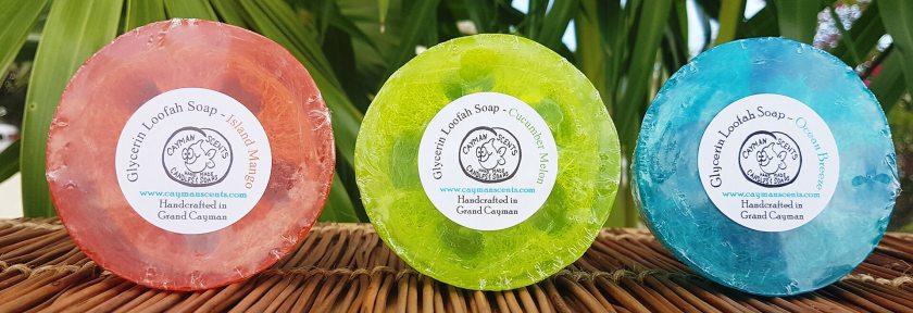 cayman scents eco-friendly bath soaps