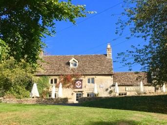 The Victoria - Eastleach Village