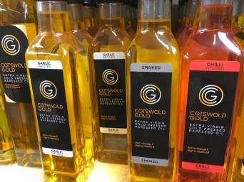Cotswold Gold Extra Virgin oil