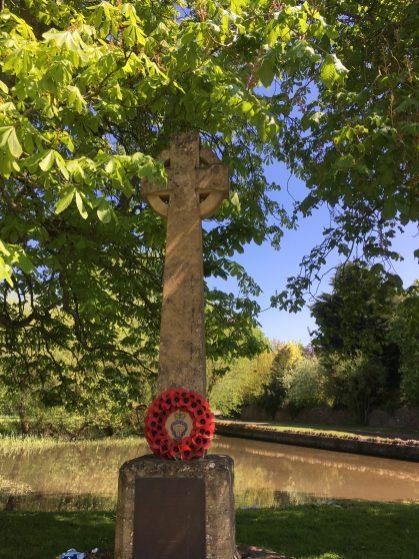 The Shilton War Memorial