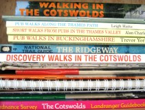 Our cottages have lots of guides and maps