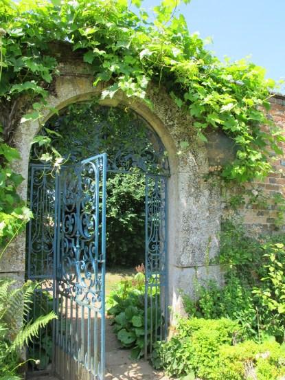 Step into Rousham gardens
