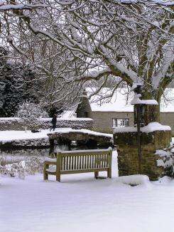 The snowy Shilton Ford