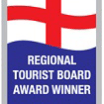 regional tourist board award winner