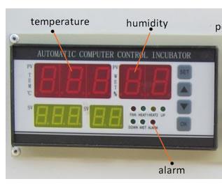 eggs inubator controller
