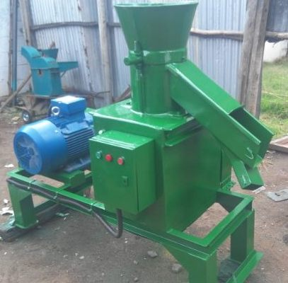 Animal Feed Pellet Machine Ecochicks Poultry Ltd Kenya