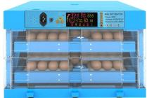 incubator 128 capacity with automated controllers and turnings