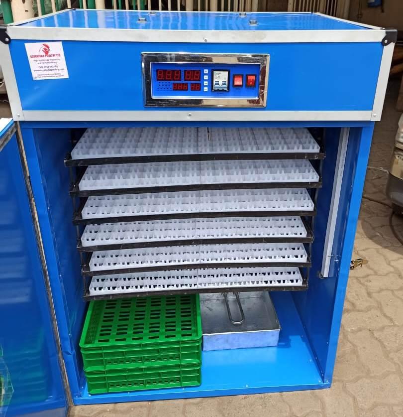 1056 Eggs Automatic Incubator