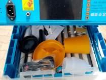 128 Eggs incubator Solar Automatic