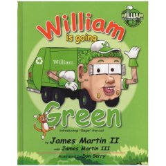 William is Going Green