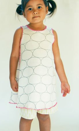 Kice Kice organic oval dress