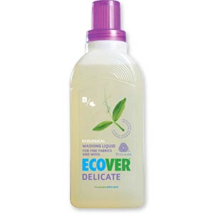 Ecover S Delicate Wash Laundry Detergent Is Tough On Dirt
