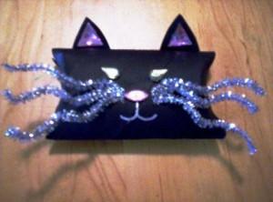 Black Cat Favor Box