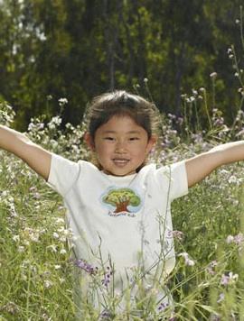 Earthwise Kids organic gift sets