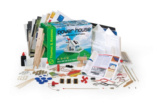 Alternative Energy Science Kit