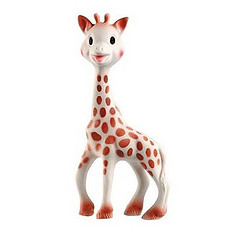 Sophie La Giraffe safe teething toy