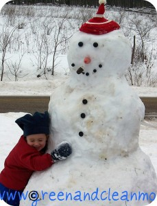 Healthy winter activities for kids