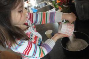 Homemade Glue for Kids Crafts