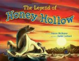 The Legend of Honey Hollow book cover
