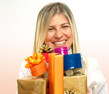 Last minute green gifts for mom