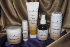 5 Green Products:  Bee All Natural, Purely Elizabeth, Bon Ami, Hefty Basics, Medela