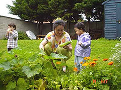 Green parenting leads to health and happiness
