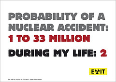 Actually, there have been three nuclear accidents in my life.