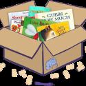 5 Green Products: Blue Manatee Boxes, Bebe au Lait, Yummi Bears Organics, Bella & Harry, B. Onesie