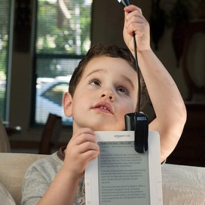 Best eReader for Kids Update:  Kindle Beats iPad and Nook