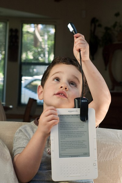Best eReader for Kids Update:  Kindle Beats iPad and Nook
