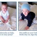 Eco-Friendly Products:  Bamboo Baby Undersocks