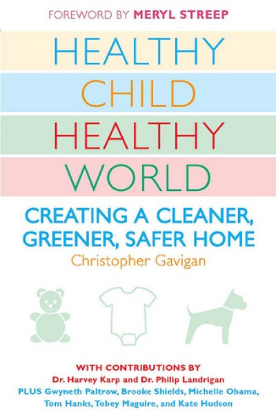 Eco-Friendly Products Giveaway:  Healthy Child Healthy World Creating a Cleaner, Greener, Safer Home