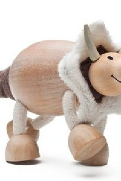 Best Wooden, Environmental Toys:  Anamalz Animal Toys