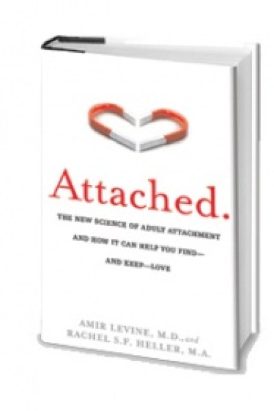 Valentine's Day Advice:  The New Science of Adult Attachment