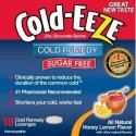"""Busting """"Natural"""" Cold Remedy Claims:  Artificial Sweeteners are NOT Natural"""