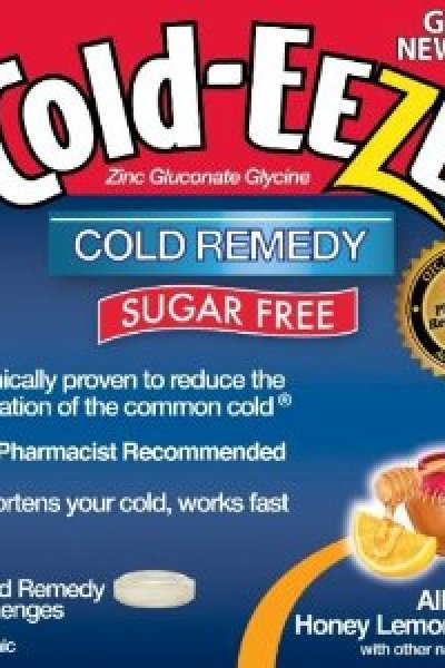 "Busting ""Natural"" Cold Remedy Claims:  Artificial Sweeteners are NOT Natural"