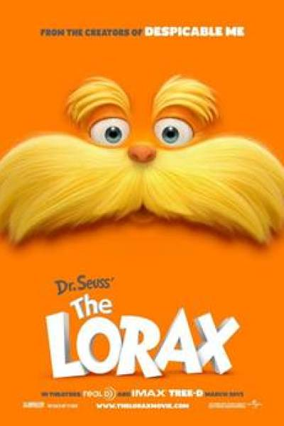 Lessons With the Lorax:  You Don't Need a Thneed