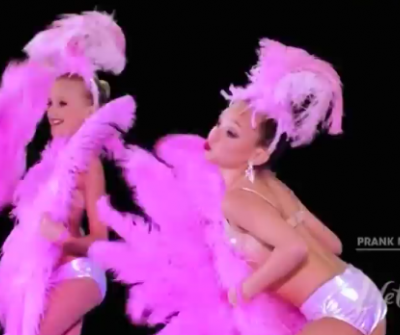 """WTF? Dance Moms:  8-Year-Old """"Topless"""" Showgirls"""