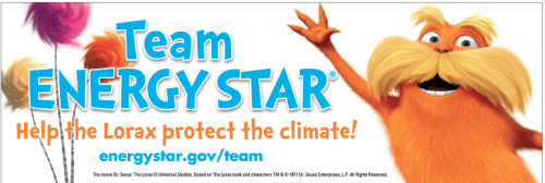 The Lorax and Team Energy Star