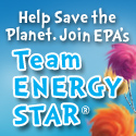 Help Save the Planet:   Join the EPA's Team Energy Star