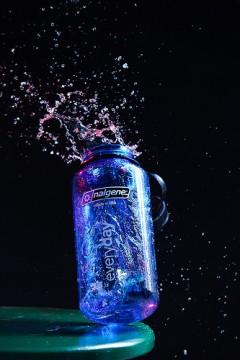 BPA water bottle