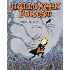 Children's Literature:  Halloween Forest