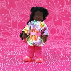 Eco-friendly doll