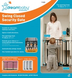 Pet and Child Proofing Your Home: DreamBaby Security Gate