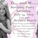 Make Your Own Digital Birthday Party Invitations